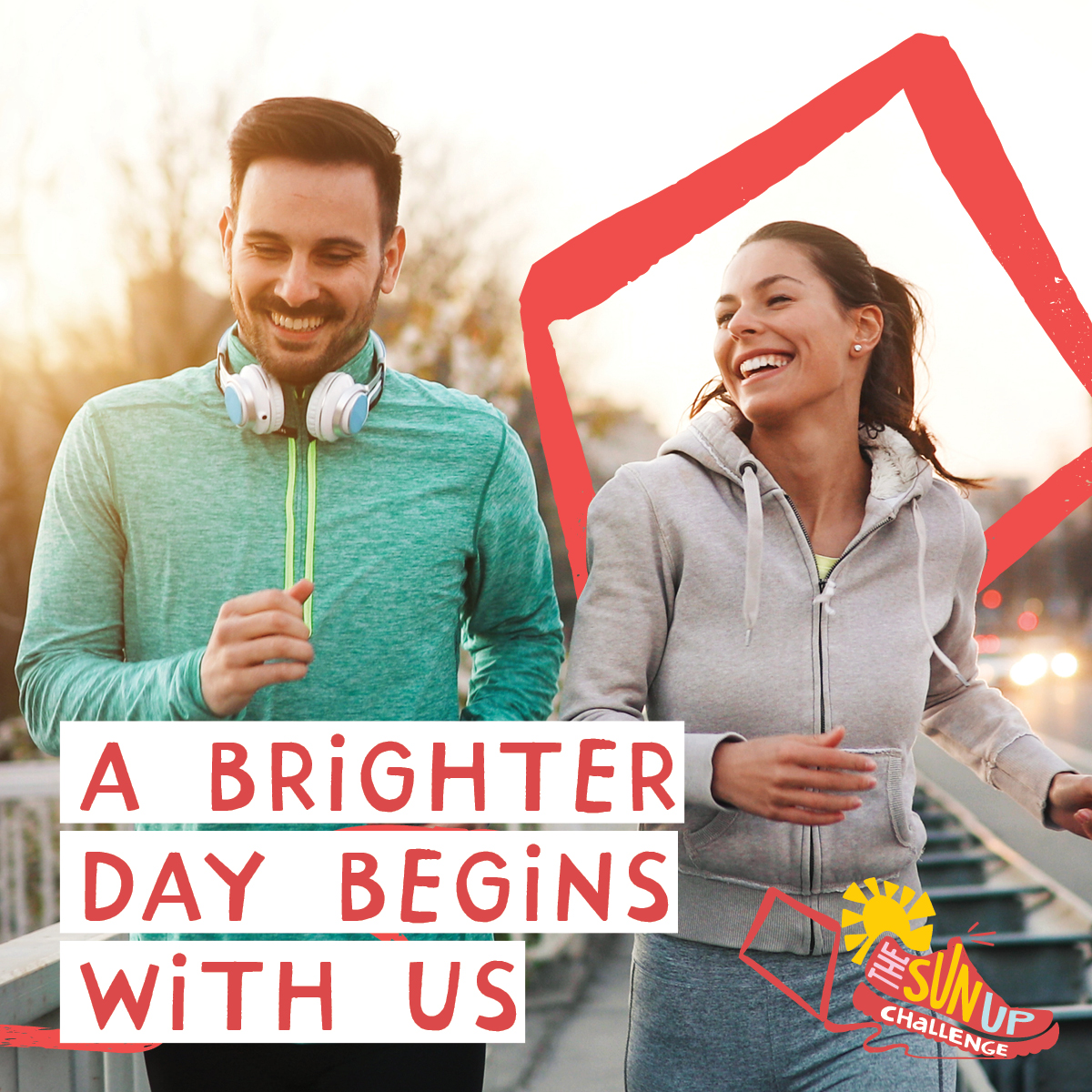 A Brighter Day Begins With Us (photo)